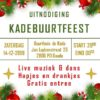 Kadebuurtfeest kerst 2019 flyer